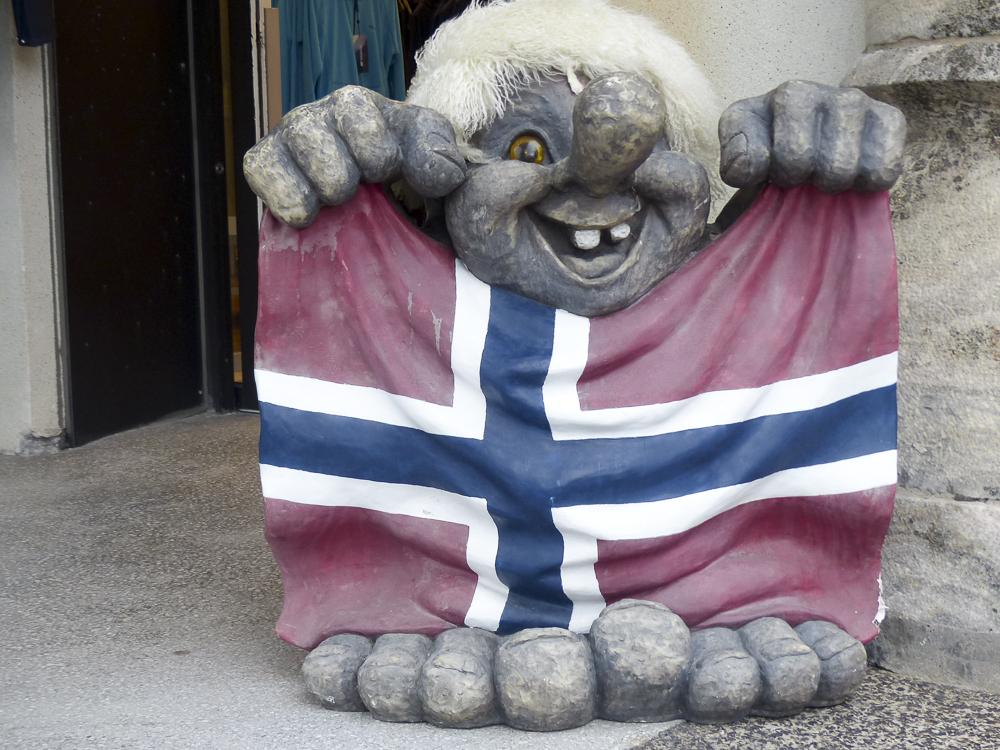01 NORVEGE le pays des trolls
