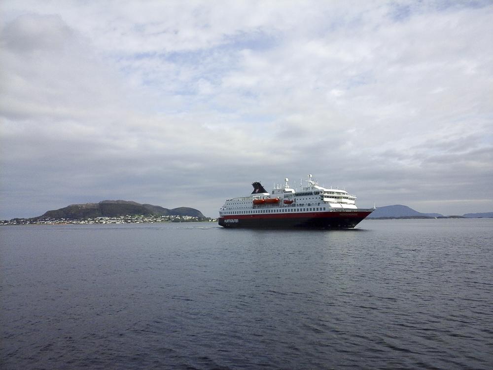 11 croisière sur le Geirangerfjord