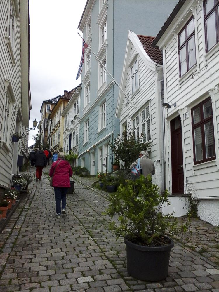 15 promenade guidée dans la ville de Bergen