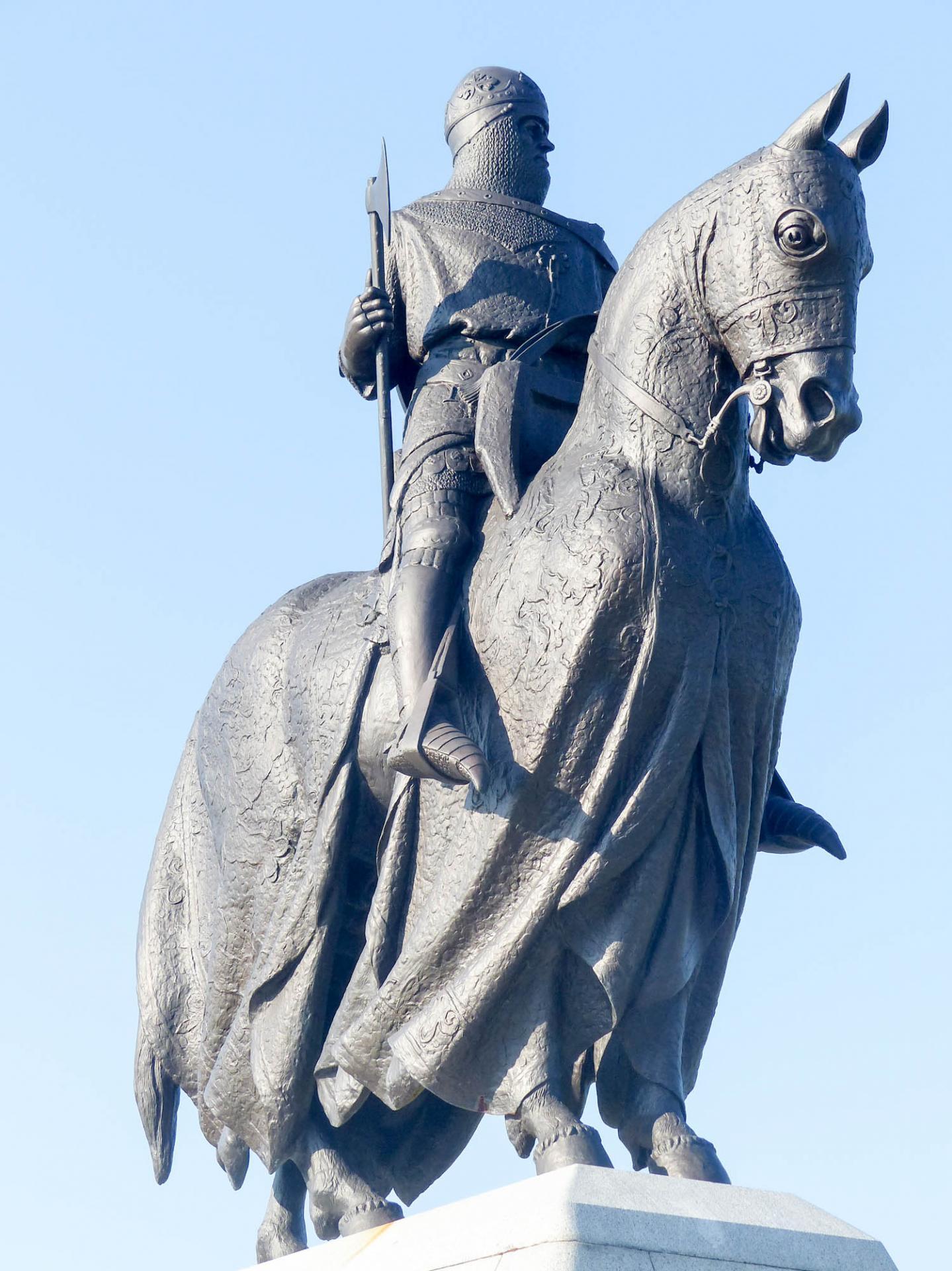 15 Robert the Bruce vainqueur à Bannockburn