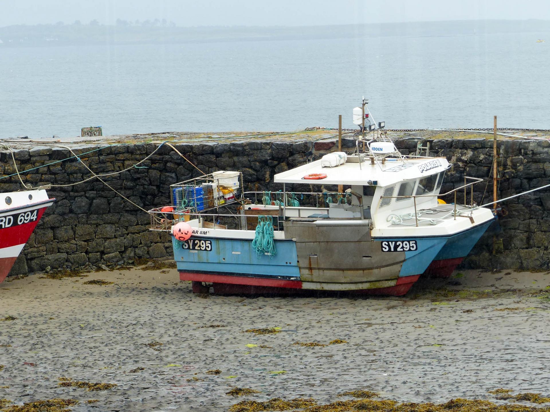 27 passage rapide à l'ile de Skye