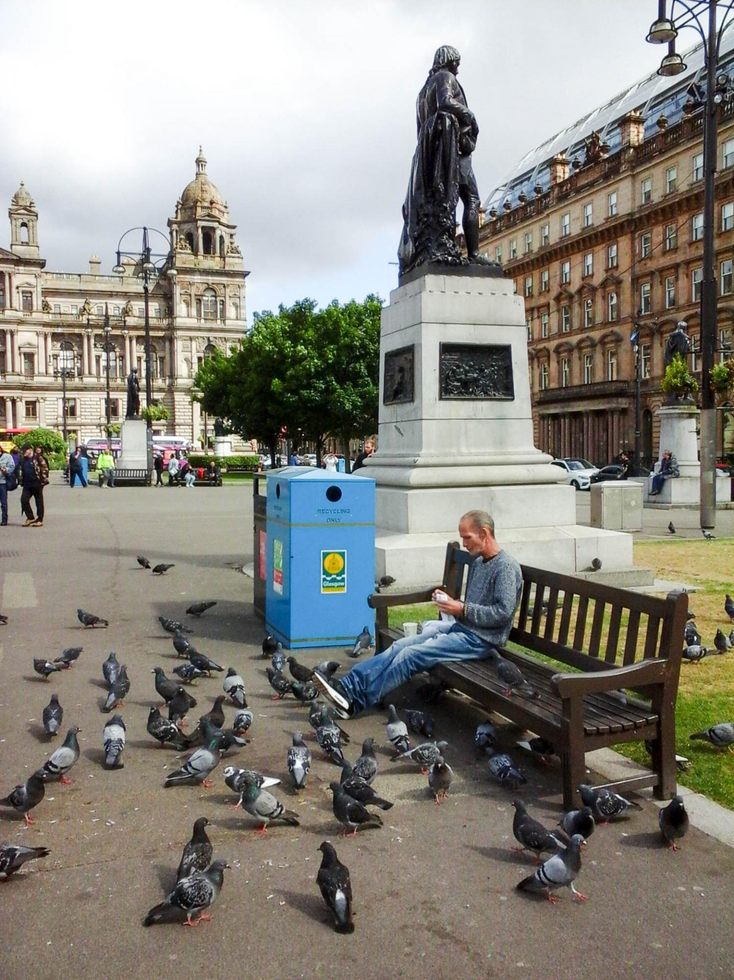 32 Glasgow - place centrale