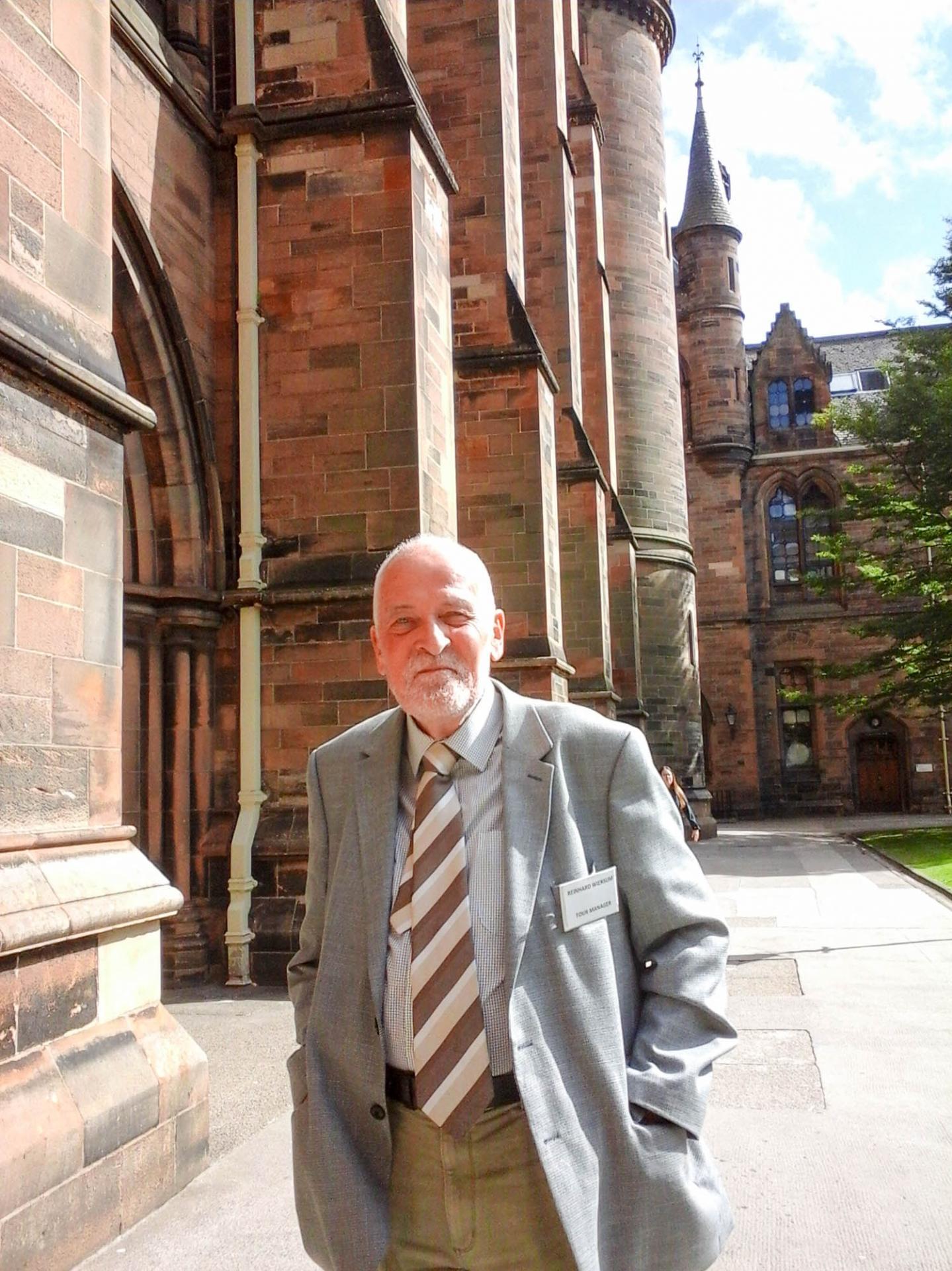 33 Glasgow -l'Université