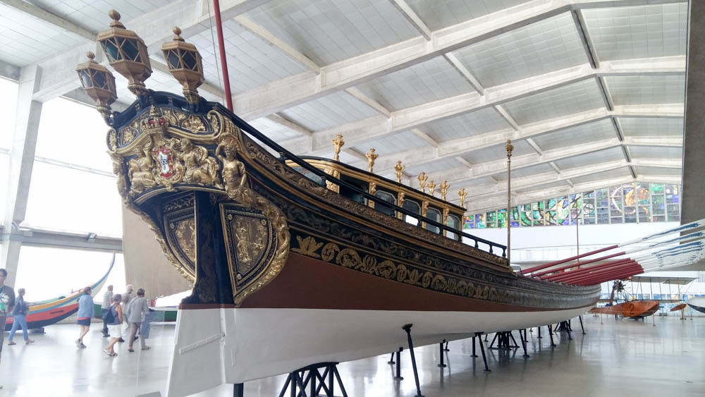 47 LISBONNE musée de la marine